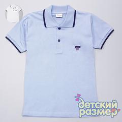 Рубашка-поло (кулирка)