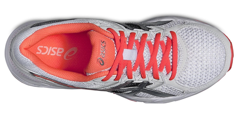 Женские кроссовки для бега Asics Gel-Contend 3 (T5F9N 0106) белые фото