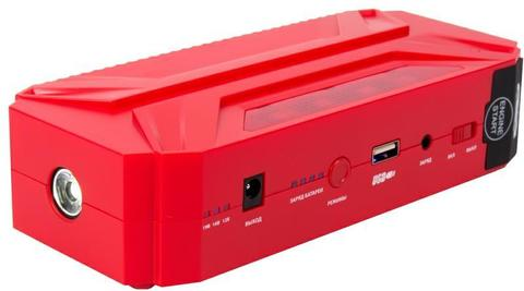 Пусковое устройство QUATTRO ELEMENTI Energia 2500 Li  (12В, 14Ач, 250А, 1,5 кг USB, сумка) (641-091)