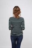 Блузка 08916 зеленый