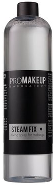 PROMAKEUP Laboratory Steam Fix спрей для фиксации макияжа 500 мл