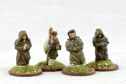 Pious Monks