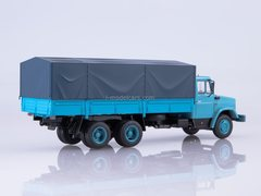 ZIL-133G40 flatbed truck with awning 1:43 Start Scale Models (SSM)