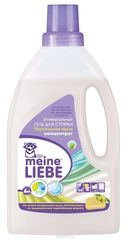 Гель для стирки, Meine Liebe, универсальный, концентрат, Марсельское мыло, 800 мл