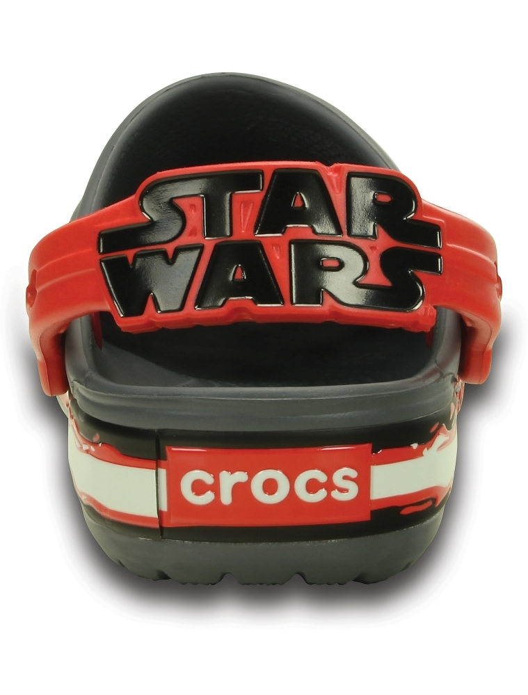 Сабо для мальчиков CROCS CB Star Wars Villain Clog Kids Multi