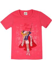 926-1 футболка детская, красная