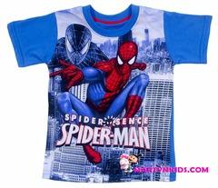 AD8086 футболка спайдермен