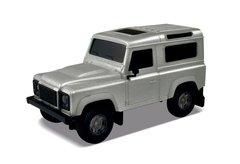 Mодель Welly 1:24 Land Rover Defender