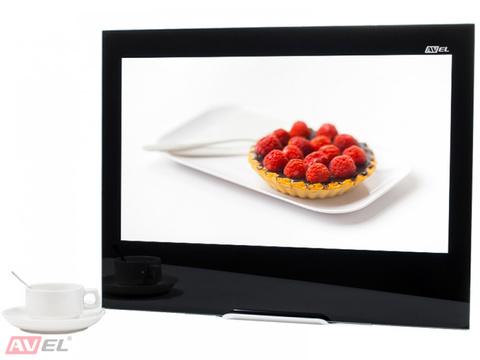 Встраиваемый телевизор AVEL AVS240K (черная рамка)