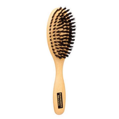 Щетка для волос из бука и щетины дикого кабана малая Förster's