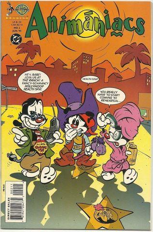 Animaniac #2 (1995)