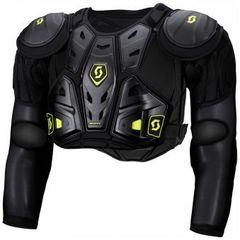 Jacket Protector Jr Commander 2 / Детская / Черно-зеленый