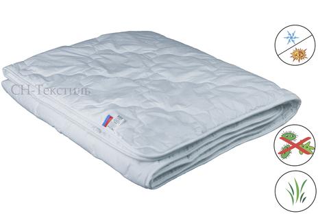 Одеяло  Эвкалиптовое в сатине Всесезоннее легкое.