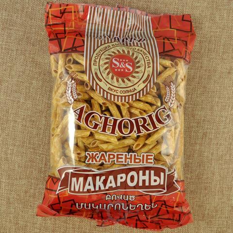 Макароны жареные Агорик, 400г