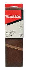 Шлифовальная лента Makita # 80 76x610 мм