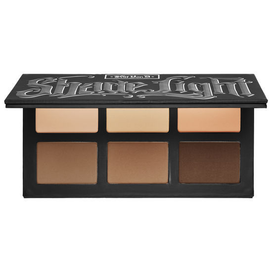 Палетка Shade + Light Face Contour Palette