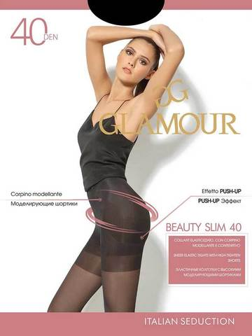 Колготки Beauty Slim 40 Glamour