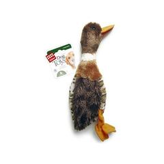 Gigwi игрушка для собак Утка с пищалками 35 см