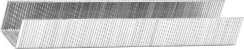 Скобы тип 53, 10 мм, супертвердые, KRAFTOOL 31670-10-5000, 5000 шт