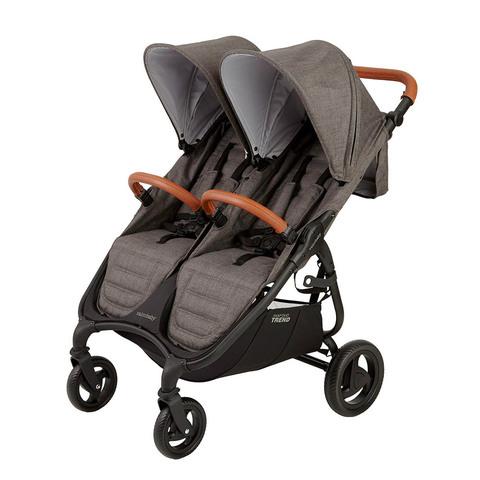 Коляска для двойни Valco baby Snap Duo Trend коричневый