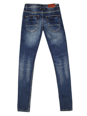 BH012 джинсы мужские, синие