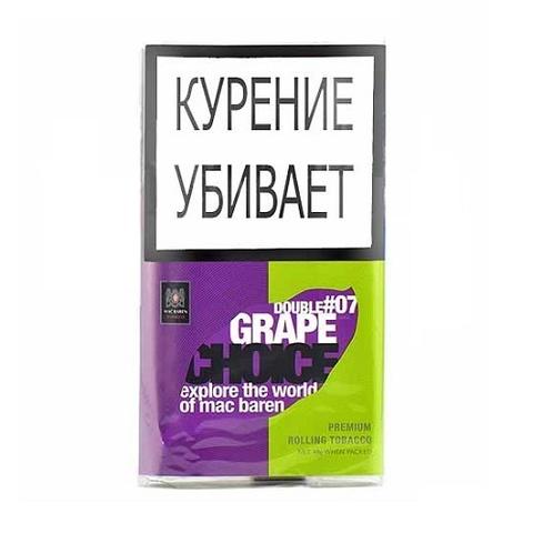 Табак M.B.сигарет. DOUBLE GRAPE CHOICE (p40gr)