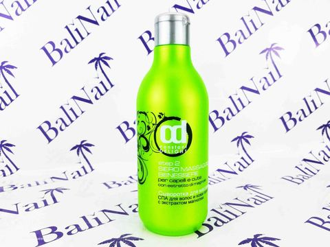 CONSTANT DELIGHT СПА Сыворотка для массажа СПА для волос и кожи головы с экстр. Магнолии, 250 мл (шаг 2)