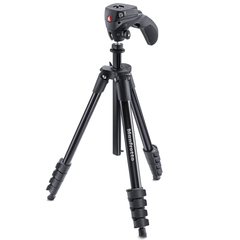 Штатив MANFROTTO MKCOMPACTACN-BK