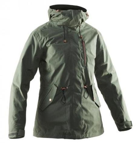 Женская куртка-парка 8848 Altitude Beata ws Zipin (olive)