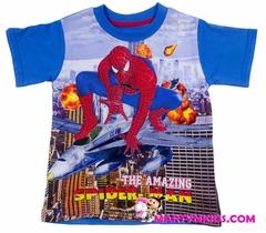 AD8088 футболка спайдермен 2
