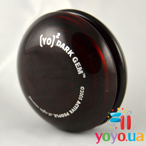 Yo2 Dark Gem Yo-yo