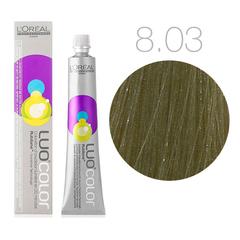 L'Oreal Professionnel Luo Color 8.03 (Янтарный) - Краска для волос