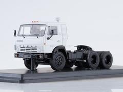KAMAZ-54112 road tractor white 1:43 Start Scale Models (SSM)