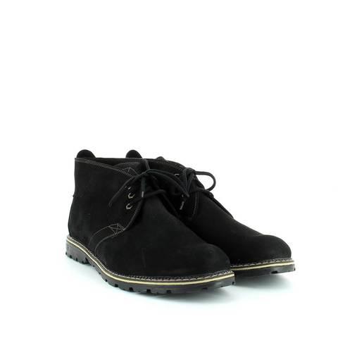563483 ботинки мужские черные. КупиРазмер — обувь больших размеров марки Делфино