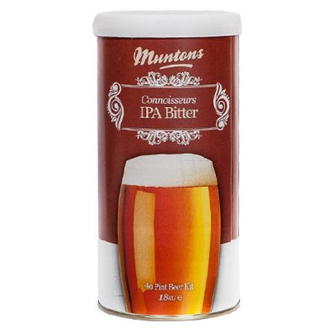 Солодовый экстракт Muntons IPA Bitter (1.8 кг)