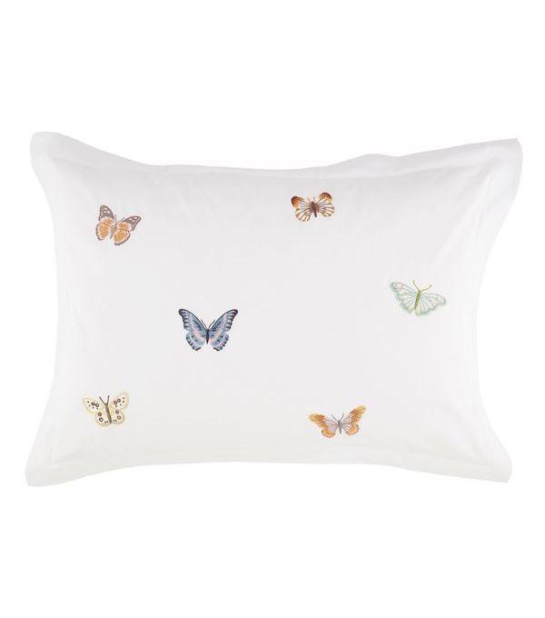 Наволочка 40х40 Christian Fischbacher Luxury Nights Butterfly 700