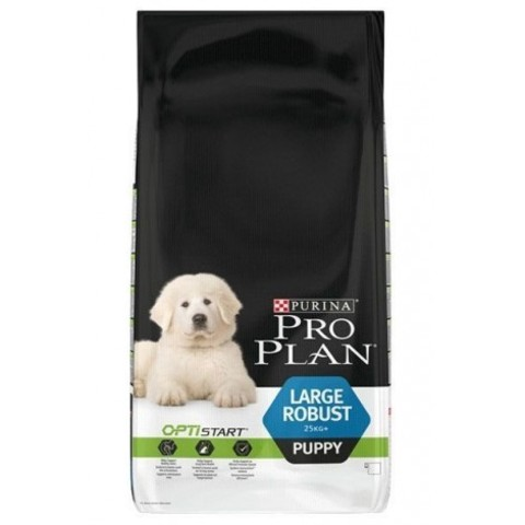 Purina Pro Plan Large Robust Puppy canine Chicken with Rice dry 18 кг