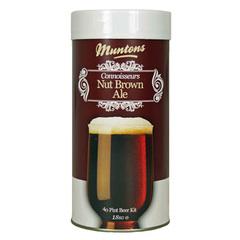 Солодовый экстракт Muntons Nut Brown Ale (1.8 кг)
