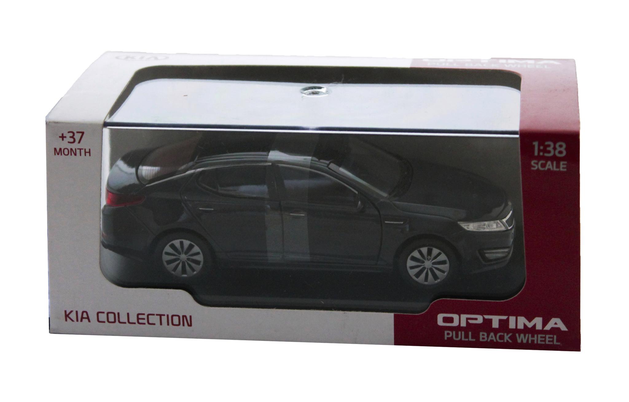 Коллекционная модель Kia Optima