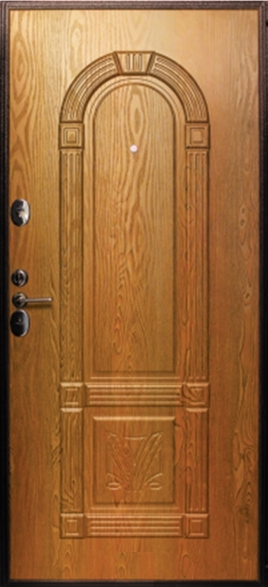 стальная дверь 2 3 мм от производителя