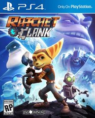 Игра PS4 RATCHET&CLANK