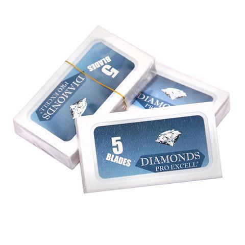 Сменные лезвия Derby Diamonds