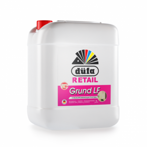 Dufa Retail GRUND LF/Дюфа Ритейл Грунд ЛФ Грунт