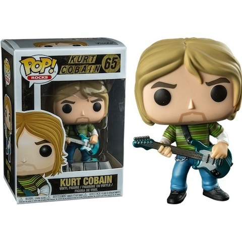 FUNKO POP! Vinyl: Rocks: Kurt Cobain (Teen Spirit) 24777