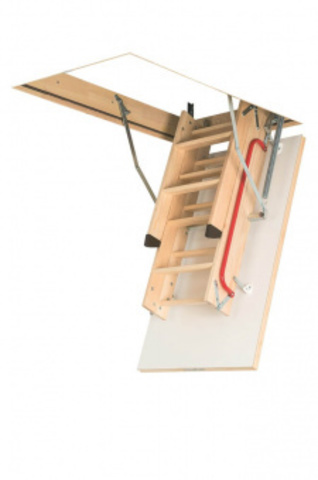Чердачная лестница Fakro LWK Plus 60х94х280 см
