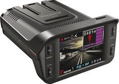 Автомобильный Видеорегистратор + Радар-детектор INSPECTOR HOOK.шт