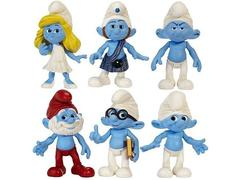 The Smurfs Movie Grab 'Ems Series 01