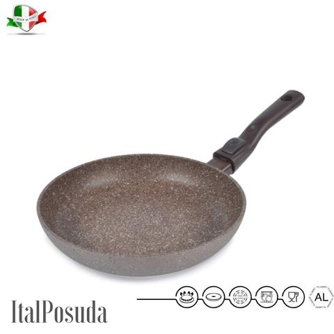 Сковорода со съёмной ручкой TIMA Art Granit, 24 см