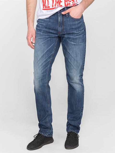 BJN005549 джинсы для мальчиков, медиум-дарк