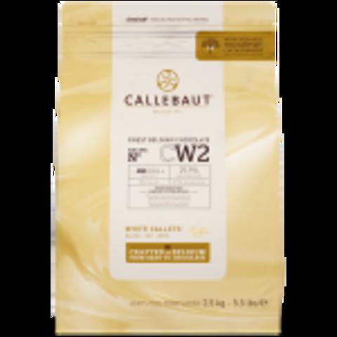 Белый Шоколад Callebaut 25,9%